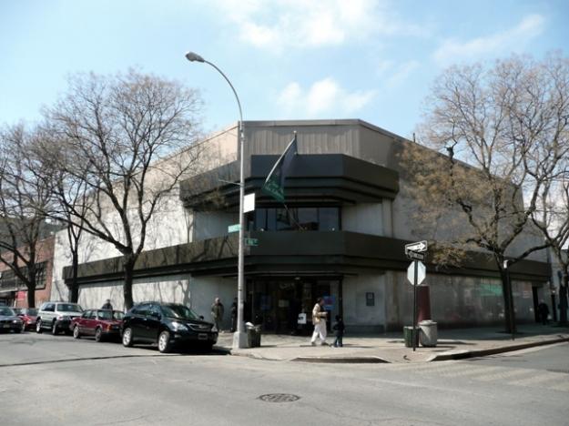 Belmont Branch Library